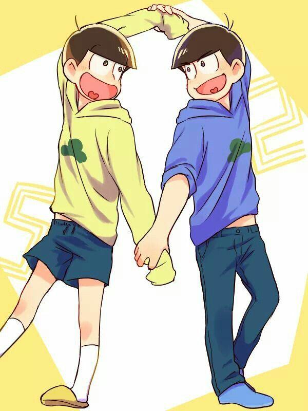 Karamatsu & Jyushimatsu