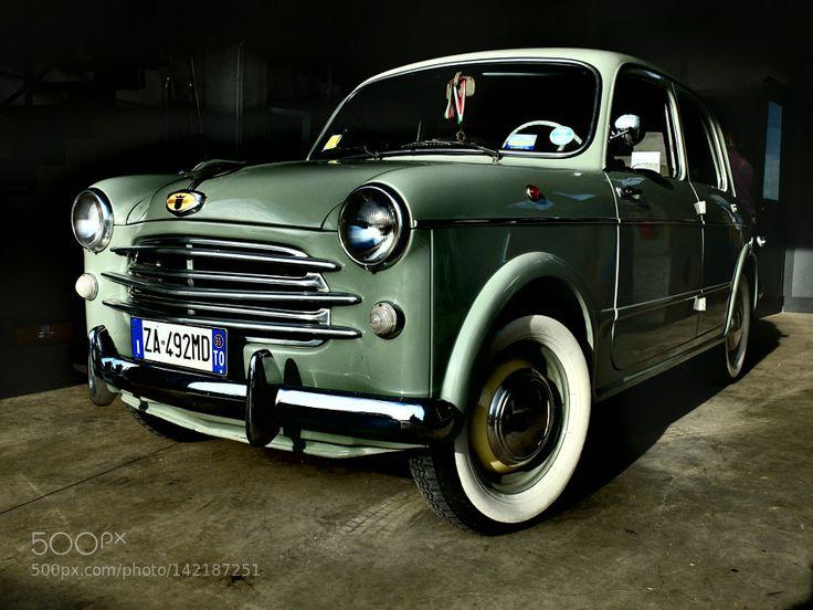 Fiat 1100 by friccucci