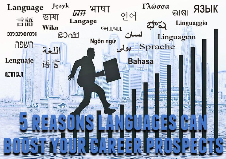 career prospects for language students Teaching english overseas that the focus in the usa is for teaching english as a second language with other students, watch videos, see job offers and.