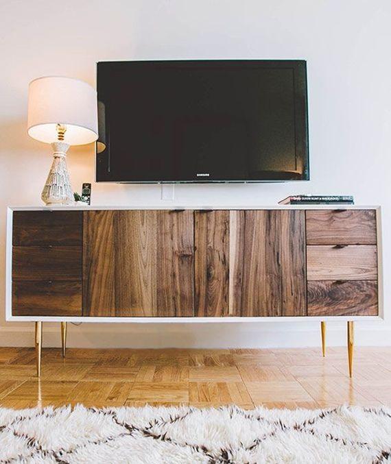 Die 40 besten Bilder zu SHELVER TV auf Pinterest Wandschmuck - wohnzimmer tv möbel