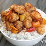 """Who doesn't love sweet and sour chicken, am I right?! It's one of my favorites at a good Chinese restaurant—but I'll put emphasis on the """"GOOD restaurant"""" part of that statement. If you've ever ordered sweet and sour chicken from a mediocre Chinese restaurant, it could completely ruin the dish for you. It's just one …"""