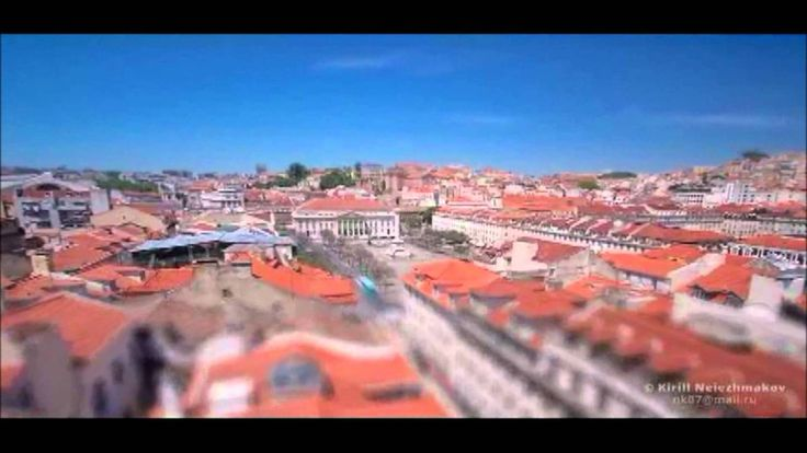 AWESOME PORTUGAL TIMELAPSE - YouTube