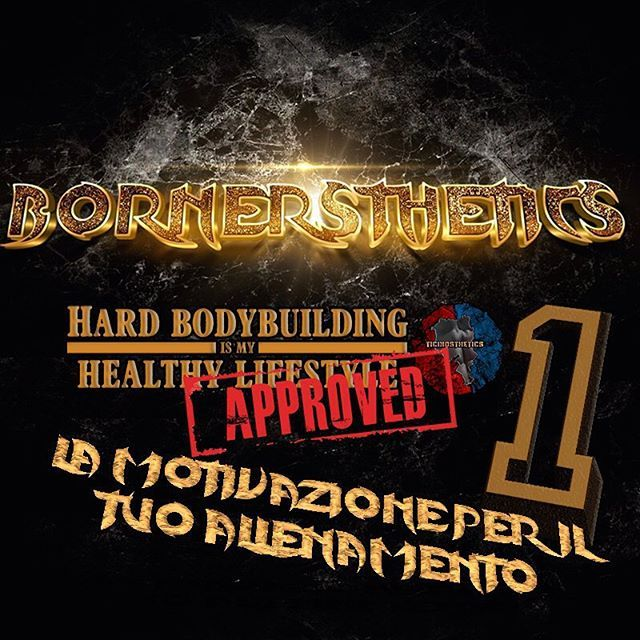 """La motivazione per il tuo allenamento (musica per la palestra) download: https://soundcloud.com/ticinosthetics-bodybuilding-fitness-ticino-italia/ticinosthetics-motivation-la-motivazione-per-il-tuo-allenamento-1 #fitnessitalia #bodybuildingitalia #fitnessticino #bodybuildingticino #italia #ticino #fitness #bodybuilding #ticinosthetics #naturalbodybuilding #aestheticfitness #aestheticsfitnes #shrdd #gymaesthetics #musica #palestra # #allenamento #shredded #bodybuilder #gym #salute #benessere…"