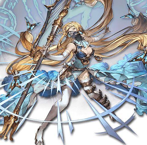[鋼鉄の歌姫]エジェリー : グランブルーファンタジー 全キャラクター画像・担当声優まとめ - NAVER まとめ