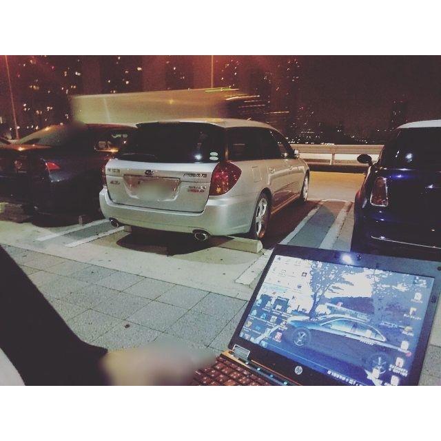 Instagram【akihiro0204】さんの写真をピンしています。 《3台で寄り道。 綺麗な休憩スポット。  ミニクーパー、レガシィー、アコード。  #辰巳PA #首都高  #辰巳 #アコード #レガシィ #ミニクーパー #MINI #Accord #HONDA #スバル #夜景 #休憩 #ポジョン #ランプ #Tokyo #都内 #深夜 #綺麗 #パソコン #HP》