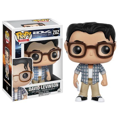 Movies Pop! Vinyl Figure David Levinson (Indepedence Day)