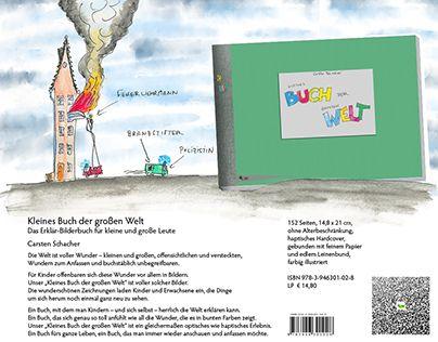 """Check out new work on my @Behance portfolio: """"Kleines Buch der großen Welt"""" http://be.net/gallery/38337651/Kleines-Buch-der-groSSen-Welt"""