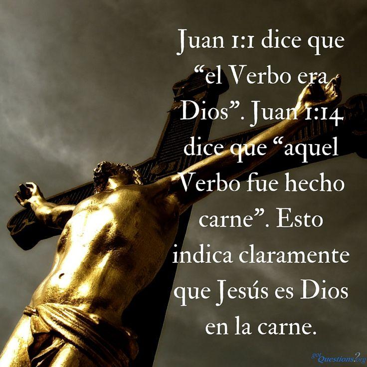 ¿Quién es Jesucristo? http://www.gotquestions.org/Espanol/Quien-es-Jesucristo.html