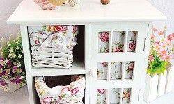 cheap white baskets cabinet