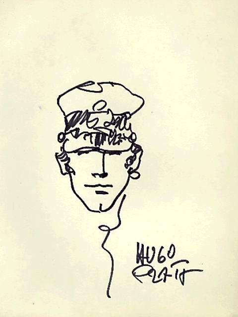 Hugo Pratt Corto Maltese : voyageur, libre et un peu fou...Une saga que vous emportez pour la vie ! http://cortomaltese.com/fr/