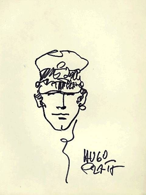 Hugo Pratt Corto Maltese : voyageur, libre et un peu fou...Une saga que vous…