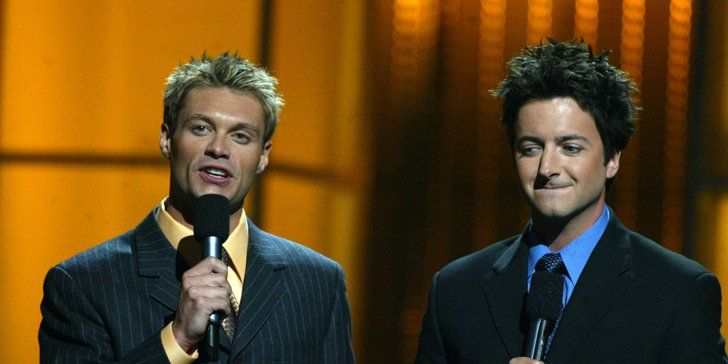 Pin for Later: 113 Reasons Being a 2000s Girl Was So Fetch You Can't Even Deny It Ryan Seacrest and Brian Dunkleman