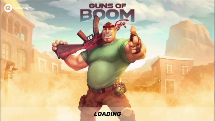 Guns of Boom ONLINE SHOOTER Game 2 - Guns of Boom is a Android Free-to-play First Person Shooter FPS Multiplayer Game featuring easy intuitive controls and awesome graphics for immersive gameplay
