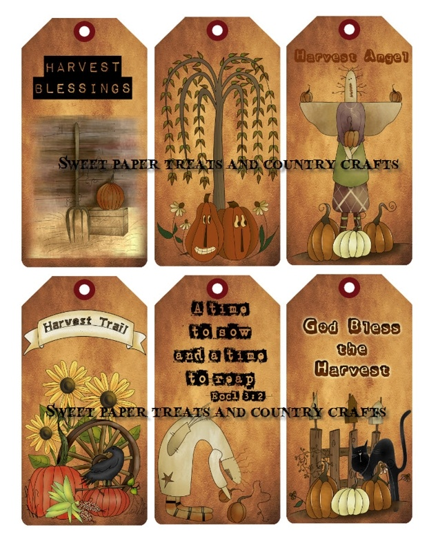 another great site for hang tags love them!: Primitive