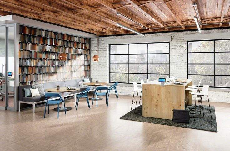Design inspiration ideas for modern office workspaces for Well designed office spaces