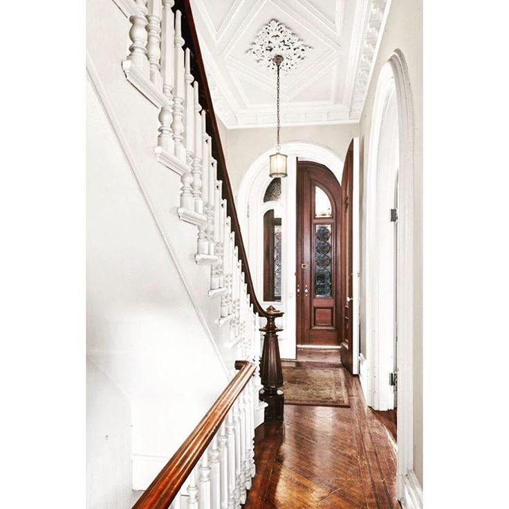 Home Foyer Saint Joseph Mons : Best images about brownstone house on pinterest nyc