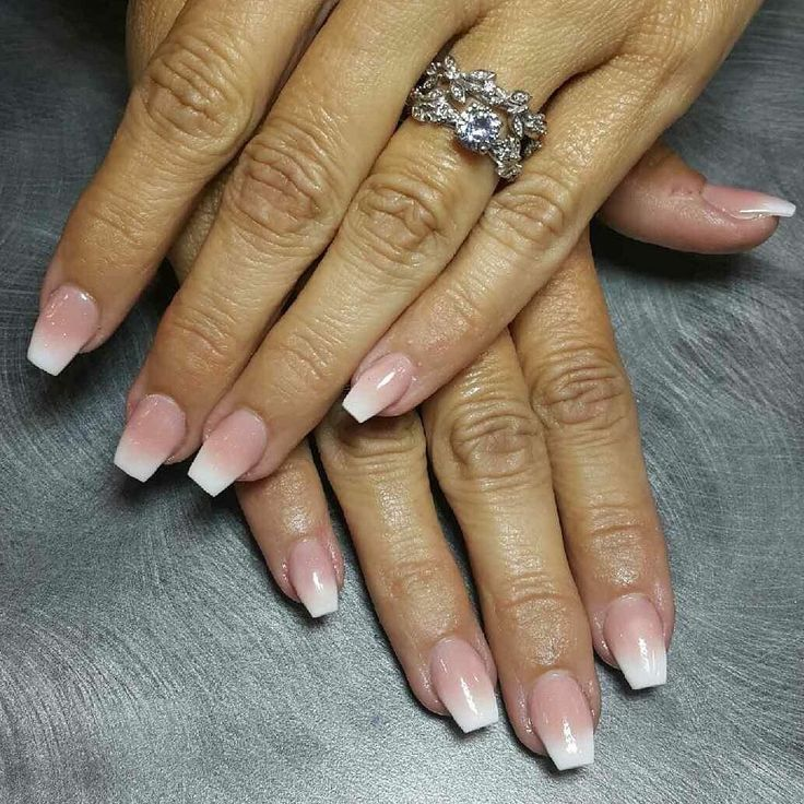 SNS Ombré Nails At Sobe Nails