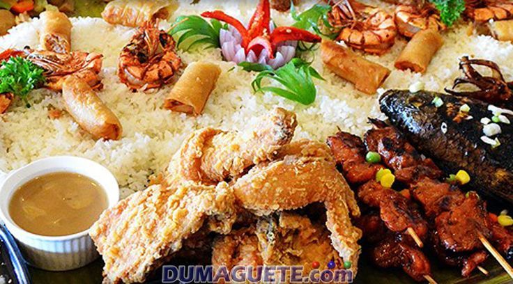 Filipino Food In Dumaguete Amp Negros Oriental Food Filipino Recipes Philippine Cuisine