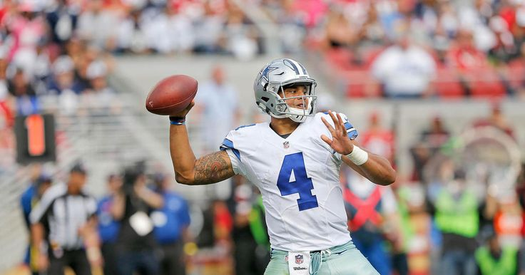 Dak Prescott Stays On The Fast Track With Third Straight Win As Rookie Starter