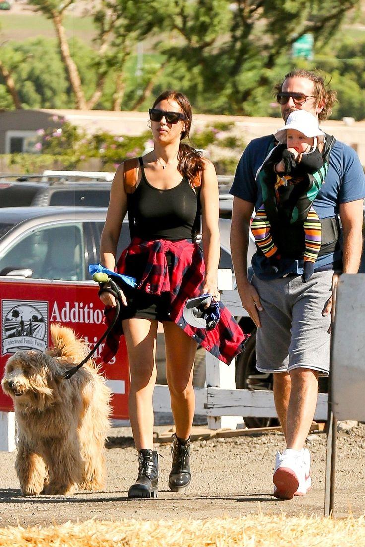 Bradley Cooper and Irina Shayk Just Had Another Precious Baby Outing - HarpersBAZAAR.com