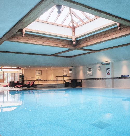 Shire Hotels 4* Cottons Hotel & Spa in Knutsford.