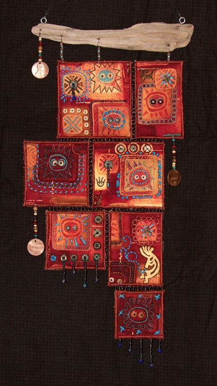 Quilts Gallery – Helene Knott