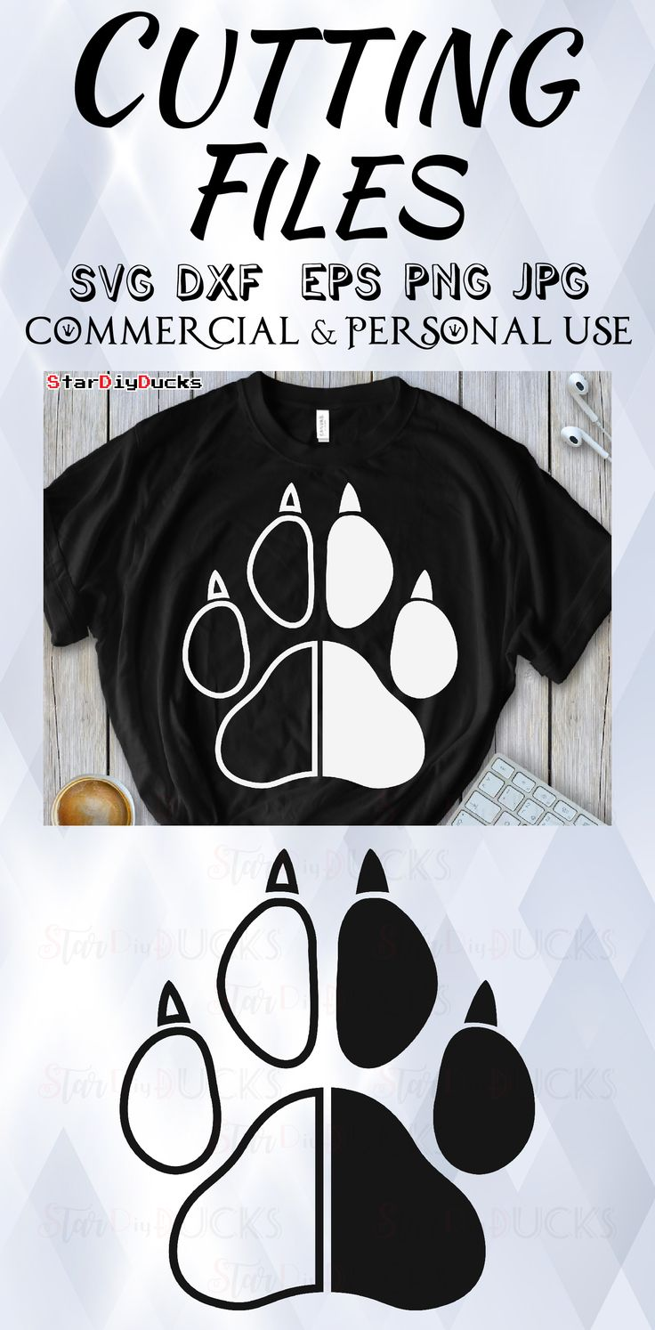 Pin on Animals cut / cutting file SVG DXF EPS JPG PNG