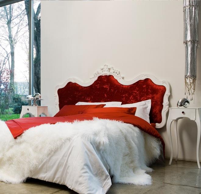 Snow White bedroom, wha?! | Colpo di Fulmine Bedroom Composition