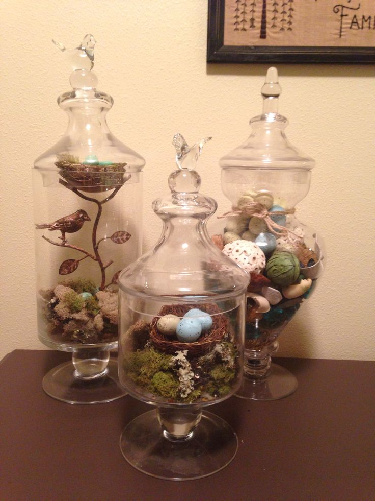 11 best Apothecary Jar Decor images on Pinterest | Apothecaries ...