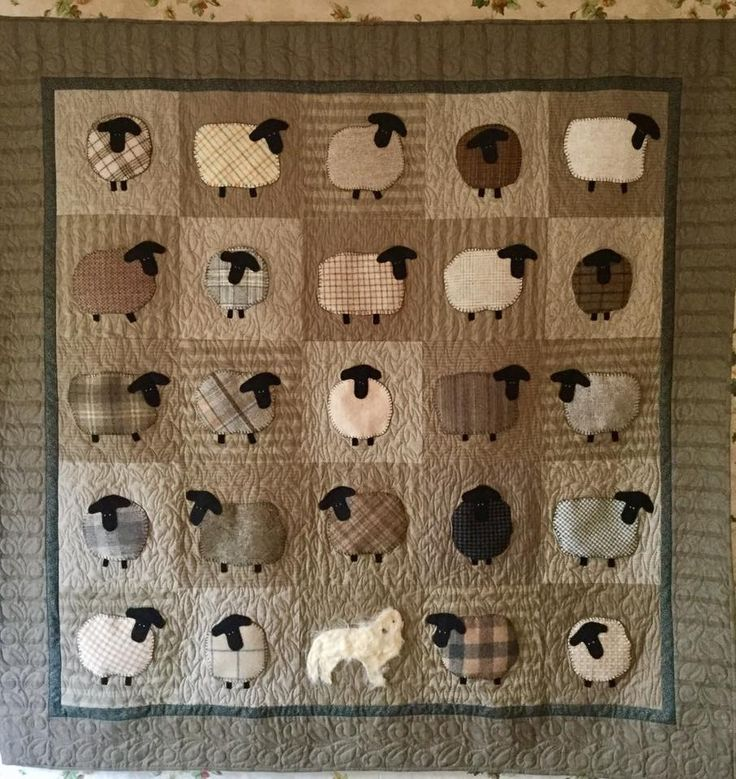 414 best images about A SHEEP QUILT/PATTERNS on Pinterest ...