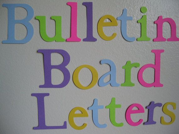 bulletin board letters 1000 ideas about bulletin board letters on 20724 | e8d4559865247d0b2d30a3aef37f42d4