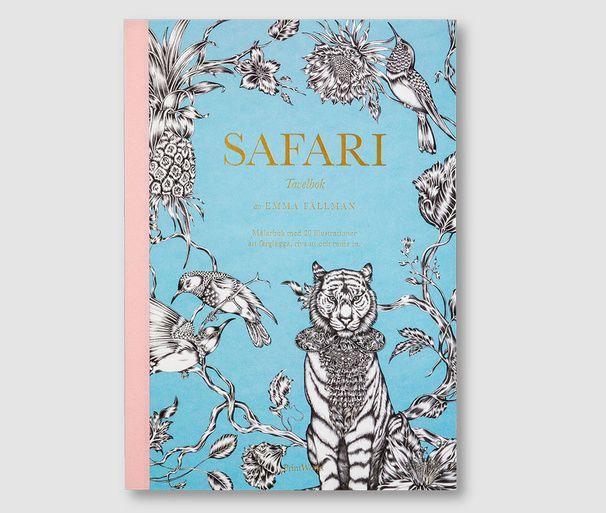 Safari – Art Book