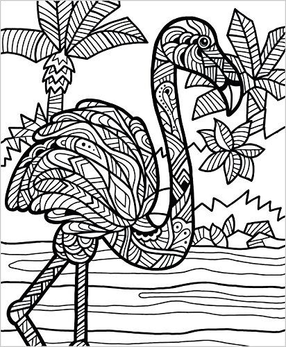 wild animal coloring pages for adults - 12 best coloring pages terbit basuki images on pinterest