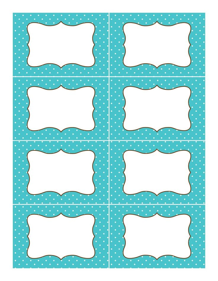 blue+polka+dot+label+template.jpg 1,237×1,600 pixels