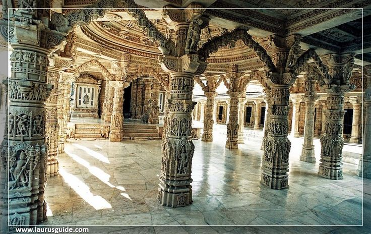 Dilwara Jain Temples is one of the finest Jain temple known world over for its extraordinary architecture and marvelous marble stone carvings, some experts also consider it architecturally superior to the Taj Mahal. It seems fairly basic temple from outside but every cloud has a silver lining, the temple interior showcases the extraordinary work of human craftsmanship at its best. These temples were built between 11th to 13th century AD.