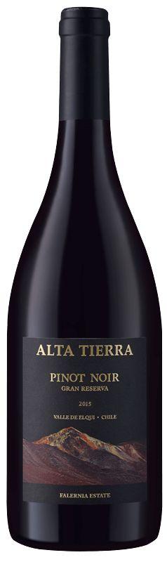 Alta Tierra Pinot Noir Gran Reserva 2015