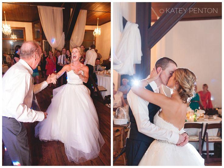 Abbys Lieblingserinnerung an den Tag: Mein Vater ist gesund genug, um mich runterzubringen …   – Abby + Tate | TCD