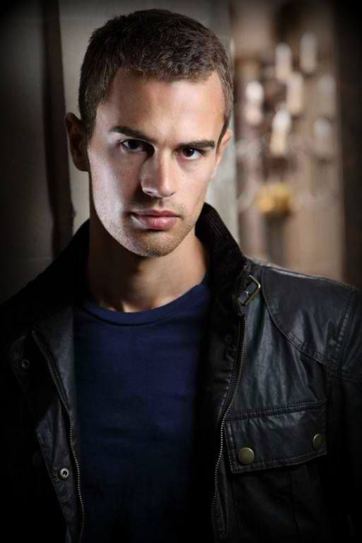 theo james as fourtobias eaton divergent characters
