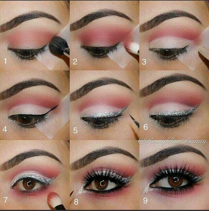 Pin By Mayra Campos On Make Up Tape Makeup Diy Eyeshadow Tape Eyeshadow