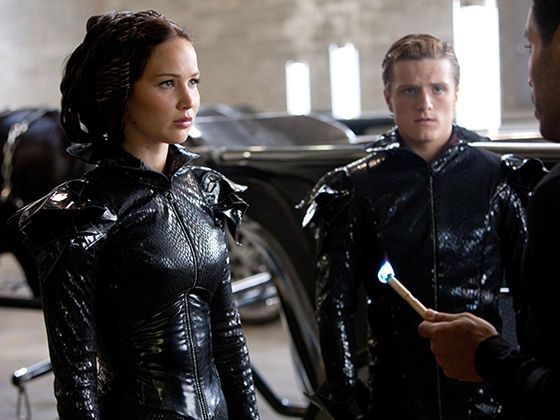 "As we prepare to say goodbye to The Hunger Games franchise, take a look back at all of the awful choices Katniss had to make. Would you make the same decisions if you were a resident of Panem? Take this Hunger Games themed, ""would you rather"" quiz to find out"