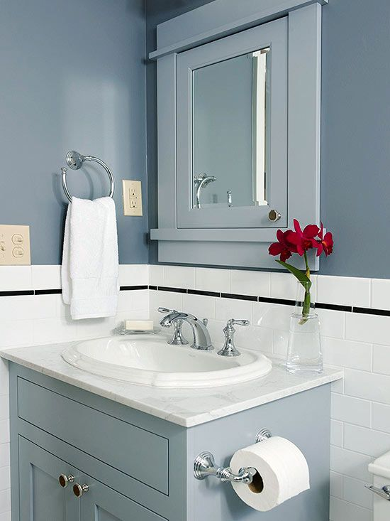 Traditional Style Small Bathrooms Medicine Colors And Traditional Bathroom Design Ideas