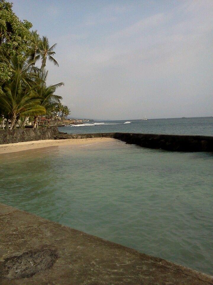 Kona, HI in Hawaii