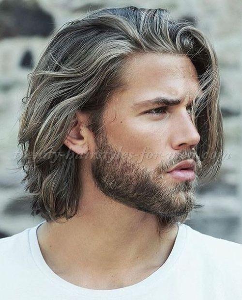 Magnificent 1000 Ideas About Mens Medium Length Hairstyles On Pinterest Short Hairstyles Gunalazisus