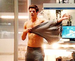 The Prep and The Punk: Grant Gustin Appreciation Post