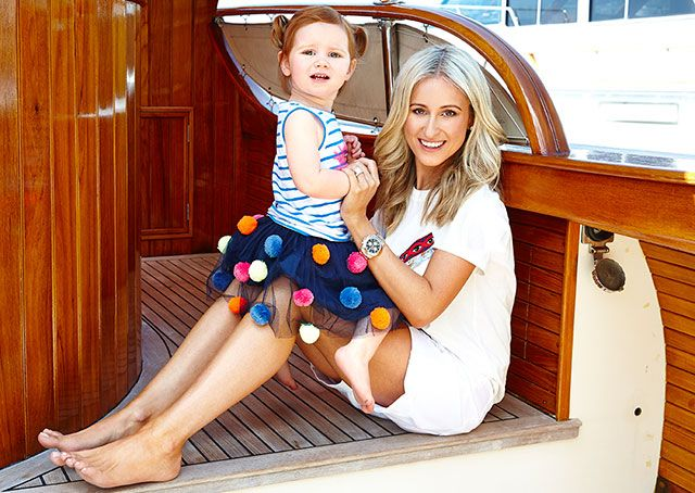 Roxy Jacenko PR queen of sweaty betty, and featured on celebrity apprentice, mother to Pixie and Hunter Curtis.