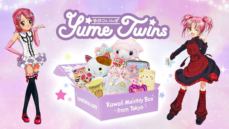 Una Nuova Box Kawaii! APRIAMO LA YUME TWINS BOX! ✿◠‿◠✿   Apriamo insieme la Yume Twins Box di Giugno! Puccioserie Kawaii by Tokyo Treat!   Prendi la TUA YUME TWINS BOX: https://yumetwins.com/  Guarda il video qui: https://youtu.be/4QsH_1zBhQc