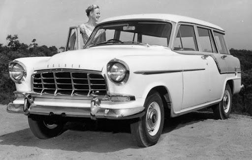 FC Holden Wagon
