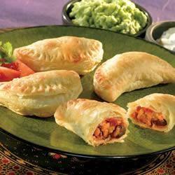 Spicy Black Bean Empanadas Allrecipes.com