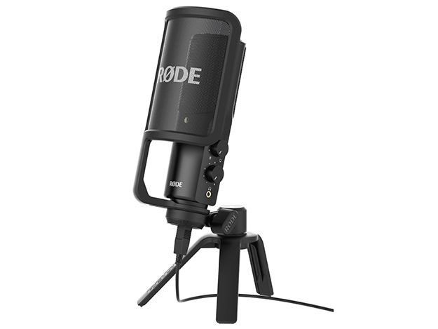 "proNEWS.kr: RODE의 USB접속 스튜디오 마이크로 폰""NT-USB""를 발매"