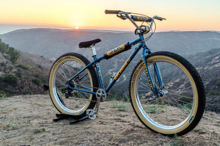 SE Bikes OM-Duro, the 27.5+ love child of a BMX cruiser & a mountain bike